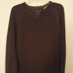 Men's Tommy Bahama Brown 100% Cotton Sweater